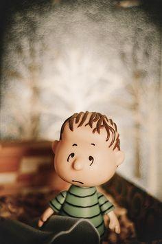 Linus in Peanuts