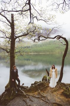 Wedding Photography @ Buttermere with Helen & Andy | Alternative Wedding Photography by Neil Thomas Douglas