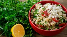 These delicious recipes are all gluten free and high in fibre. De-husked millet is an ancient grain with a mildly sweet, nut-like .