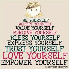 love yourself!  http://anxietysocialnet.com/anxiety-blog/item/778-your-anxiety-does-not-define-you