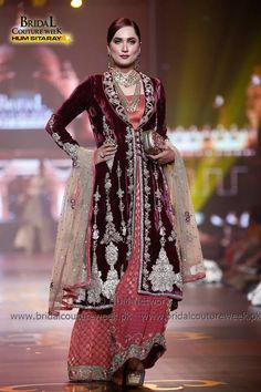 4943b0858 NICKIE NINA BRIDAL COLLECTION AT BRIDAL COUTURE WEEK GOLD '16. Casual Indian  FashionElegant ...
