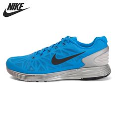 new styles 18501 5df87 Original NIKE LUNARGLIDE 6 FLASH Men s Running Shoes Sneakers