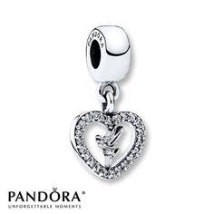 PANDORA Charm Disney, Love  Tinker Bell/St. Silver