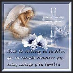 Condolencias De Pesame | LETY MIS MAS SENTIDO PESAME TE MANDO UN FUERTE ABRAZO GRACIAS ANA POR ...