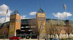 * Spring Mobile Park * Estádio de Baseball Smith's. #  Salt Lake City, Utah. USA.