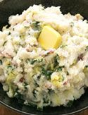 Try Aine McAteer's take on a classic Irish recipe with her Irish Spring Colcannon.