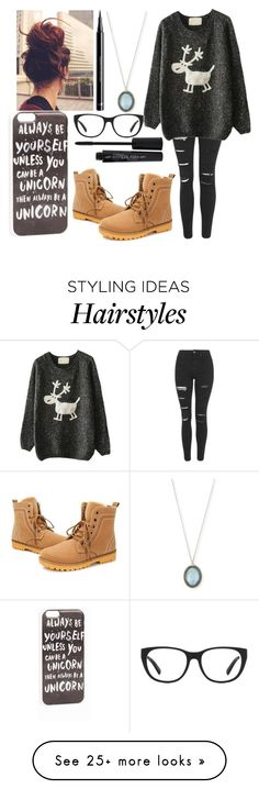 """""""I want to write you a song"""" by seresadel on Polyvore featuring Topshop, Armenta, JFR, H&M, Michael Kors and Smashbox"""