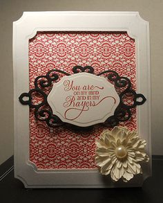 Thinking of you by RIRed2 - Cards and Paper Crafts at Splitcoaststampers