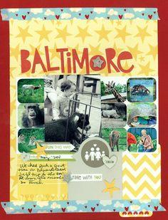 Baltimore - Scrapbook.com
