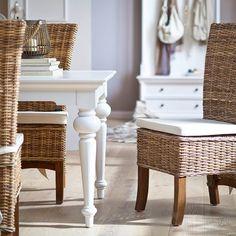 Wickerworks Rattan Salsa Dining Chair (Set Of 2) - - Rattan Chair - NovaSolo - Space & Shape - 8