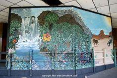 Abandoned Belle Isle Zoo, Detroit, MI