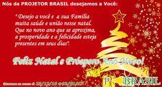 :: ASSISTÊNCIA TÉCNICA PROJETOR BRASIL ::: Feliz Natal e Próspero Ano Novo! 2017