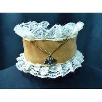 Choker Gargantilla Steampunk Gotico Victoriano Collar