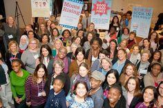 #MomsRising #GoodFoodForce #FoodFri