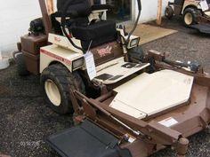 "Set Of 3 61/"" Deck HD Mower Blades Replaces Grasshopper 320245"
