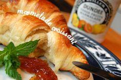 Lovely Marmelade Croissant  Julia Child