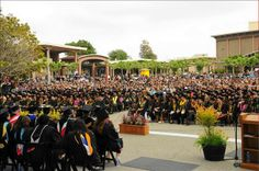 Chabot College Spring 2014 Commencement
