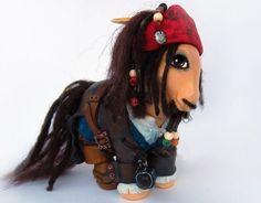 Jack Sparrow pony