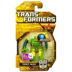 Transformers Hunt for the Decepticons Tuner Skids Mini Figure