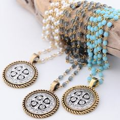 Beautiful Rosary Necklaces