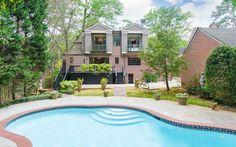 Complete Renovation of 1930s Home Featuring Steel Doors Address: 1680 Johnson Rd NE, Atlanta, GA 30306 Neighborhood: Morningside 6 Beds | 4 Baths | 3,481 sqft | Built in 1939 | Listed on 4/8  Restored salt water pool is definitely a plus!