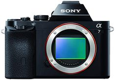 Shop for Sony Full Frame Compact System Camera Body With Sony E Mount - Aps-c Prime Lens, Black. Starting from Compare live & historic camera digital prices. Cameras Nikon, Sony Camera, Camera Gear, Focus Camera, Camera Tripod, Digital Lenses, Digital Slr, Logitech, Wi Fi