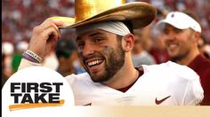 Tim Tebow picks Baker Mayfield to win 2017 Heisman Trophy | First Take | ESPN Former Heisman Trophy winner Tim Tebow picks Oklahoma Sooners QB Baker Mayfield to win the 2017 Heisman Trophy.  Subscribe to ESPN on YouTube: http://es.pn/SUBSCRIBEtoYOUTUBE  Watch Latest Episodes on WatchESPN: http://es.pn/LatestEpisodes  Watch ESPN on YouTube TV: http://es.pn/YouTubeTV Get more ESPN on YouTube:  First Take: http://es.pn/FirstTakeonYouTube  SC6 with Michael & Jemele: http://es.pn/SC6onYouTube…