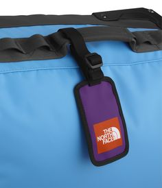 Gear up for outdoors The North Face Base Camp Luggage Tag $5.99
