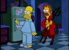 Simpsons Cartoon, Cartoon Memes, Simpson Wave, Simpsons Halloween, Simpson Wallpaper Iphone, Rick E, Old Cartoons, Futurama, Cute Cartoon Wallpapers
