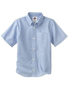 Dickies Short Sleeve Oxford Medium. *** Continue to the product at the image link. (This is an affiliate link) #ButtonDownShirts