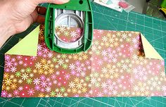 how to make pockets for tags