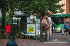 Del's Lemonade - a favorite in RI  © Steve Hopkins Photography