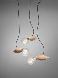 Swarm Lamp by Jangir Maddadi Design Bureau #diseño #design