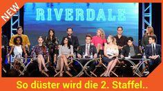 """Es wird düster! Im Januar wurde die Dramaserie """"Riverdale"""" zum absoluten Hit auf der Streaming-Plattform Netflix. Im Oktober hat das Warten auf die zweite Staffel nun endlich ein Ende. Und wie der erste Trailer bereits verrät: Season Two rund um Betty (Lili Reinhart 20) Archie (KJ Apa 20) Veronica (Camila Mendes 23) und Jughead (Cole Sprouse 24) wird blutiger als erwartet!   Source: http://ift.tt/2gUjnMH  Subscribe: http://ift.tt/2uoqe3X & Intrigen: So düster wird die 2. Staffel """"Riverdale""""!"""