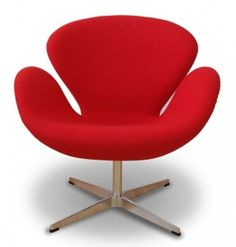 Swan chair. Arne jacobsen