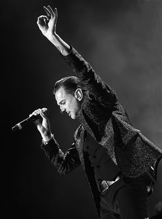 Depeche Mode - The Delta Machine Tour (Budapest 2013) Dave Gahan | Flickr - Photo Sharing!