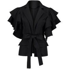 TIMEMEAN Frauen Vintage Lange Outwear Steampunk Gothic Mantel Damen Retro Jacke
