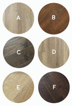 Thoughts on Wood Flooring (and My Favorite Engineered Wood!) - Juniper Home Flooring 101, Laminate Tile Flooring, Solid Wood Flooring, Engineered Hardwood Flooring, Hardwood Floors, Flooring Ideas, Flooring Types, Wood Laminate, Flooring Options
