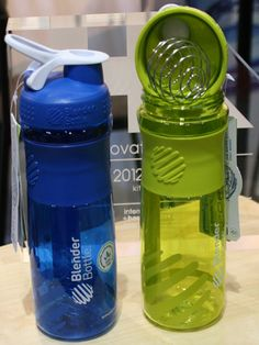 The BlenderBottle SportMixer ($14.99 for 28oz and $12.99 for 20oz, amazon.com) is popular for blending up protein shakes — but when put to the test, the manufacturer claims it can also whip cream in two minutes. Made from Eastman Tritan plastic so it won't retain scents, the shaker couldn't be easier to use: Insert ingredients for anything from pancakes to smoothies, drop in the BlenderBall, then shake.
