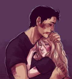 """""""No soporto la idea de que te pase algo. Casi te pero una... muchas veces. Me aterra pensar que la siguiente vez que estés en peligro sea la definitiva."""""""