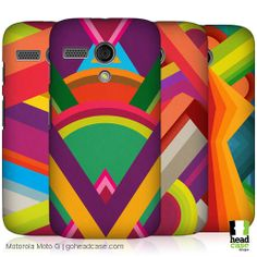 We know how much you value your mobile device, so we bring you our countless collection of Head Case Designs back cases for Motorola Moto G
