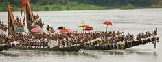 Indian Snake Boat festival : The Charismatic racing of Majestic Snake Boats | Huntsends.com