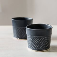 Ceramic Espresso Cups SET OF TWO, Light Shiny Gray Espresso Cups, Coffee Lovers Gift, Modern Cups in Geometric Pattern, Holiday gift Coffee Lover Gifts, Gift For Lover, Coffee Lovers, Lovers Gift, Espresso Cups Set, Coffee Cups, Espresso Coffee, Coffee Beans, Coffee Maker