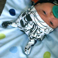 baby hat DIY
