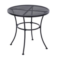 Living Accents Seville Wrought Iron Chair Outdoor Dining