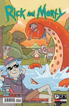 Rick and Morty #5 – Oni Press