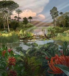 Cretaceous (145–66 Ma) - Plant Evolution and Paleobotany