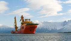 New Offshore Vessel Edda Freya Powered by Lithium Ion Battery