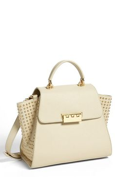 ZAC Zac Posen 'Eartha' Studded Top Handle Satchel, Medium available at #Nordstrom