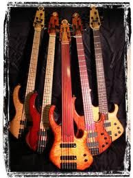 A cool collection of custom bass guitars Custom Bass Guitar, Guitars For Sale, Music Memes, Bass Guitars, Cool Guitar, Close Friends, Hillbilly, What's Trending, Cool Stuff